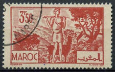 French Morocco Used France & Colonies Stamps