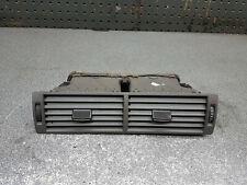 AUDI A4 B7 8E 2004-08 FRONT CENTER DASHBOARD AIR VENT BLACK 8E0820951H #G1M#2