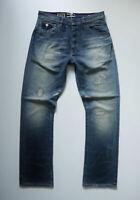 G Star Raw Morris Fox Tapered Jeans Mens Size UK 30W 32L *Ref78-29