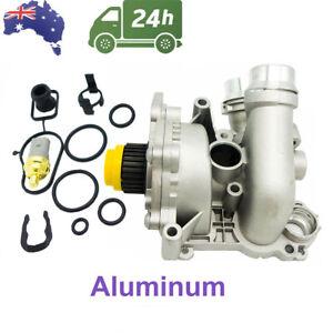 Water Pump Thermosta Assembly For VW Passat Golf Tiguan Audi A3 A4 TT 1.8L 2.0L