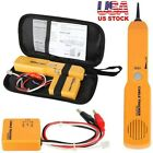 RJ11 Telephone Phone Wire Line Finder Toner Tracer Tester LAN Network Cable