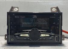 JVC KW-R920BTS 200-Watt In-Dash Car Stereo Bluetooth CD Receiver iPod iPhone