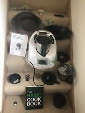 THERMOMIX TM5 WITH BOWL+ACCESSORIES+SPARE NEW ONES, PLUS SECOND BOWL-SERVICED