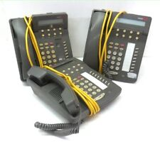 AVAYA INC / LUCENT TELEPHONES 6408D+, 6400 SERIES, SOLD IN LOT OF 3