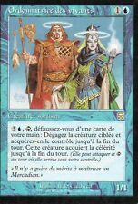 MTG Magic - Masques de Mercadia - Ordonnatrice des vivants - Rare VF