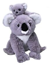 Eco Friendly Koala Mom & Baby Soft Toy Wild Republic Plush 30cm Cuddly