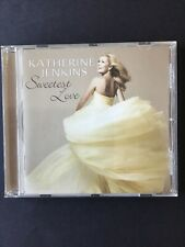KATHERINE JENKINS. SWEETEST LOVE. 2011 DECCA SUPERB CONDITION 14 TRACKS CD.