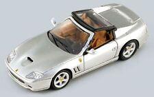 Red Line 1/87 (H0): 87RL023 Ferrari Super Amérique, argenté métallique