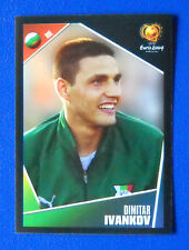 FIGURINA PANINI EURO 2004 - N. 218 - IVANKOV - BULGARIA - new