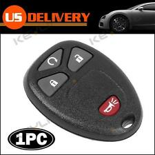 New 4-button FOB Head Keyless Entry Remote for 06-10 Chevrolet HHR KOBGT04A
