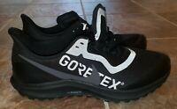 Nike Zoom Pegasus 36 Trail GTX GORE-TEX Black Men BV7762-001 10 Shoe Waterproof