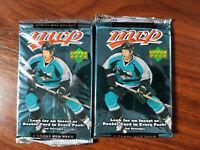 2006-07 Upper Deck MVP Hockey (2 pk Lots = 16 total cards) Malkan, Kessel RC?
