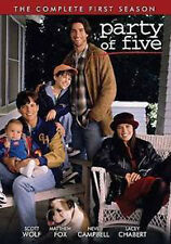 Party of Five - The Complete First Season (DVD, 2014, 4-Disc Set) NEWSEALED