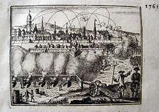 Schlacht bei Kassel Siebenjähriger Krieg 1761 Andreas Lazarus Imhof Bildersaal