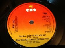 BILLY JOEL . JUST THE WAY YOU ARE  / GET IT RIGHT THE FIRST TIME  . 1977 . MINT