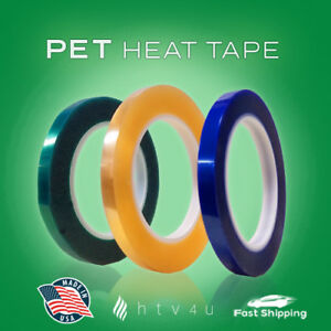 PET Heat Transfer Tape **FREE SHIPPING**