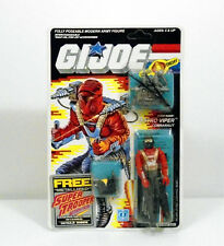GI Joe Astro Viper Hasbro 1987 6515/6106 MOC Unpunched with Super Trooper offer