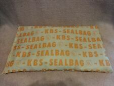 Lot of 17 KBS SEALBAG FIRE STOP PROTECTION CABLE RACEWAY EXPANDABLE FIRE SEALS