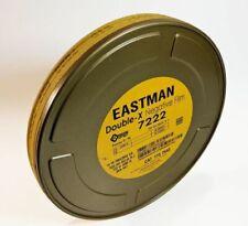 Sealed KODAK EASTMAN 16mm Double-X B&W Negative Movie Film 7222 400FT 250 ISO