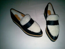 AUSTRALIA LUXE COLLECTIVE BOMBAY SHEARLING SHOES-US 10-MSRP $365-NEW