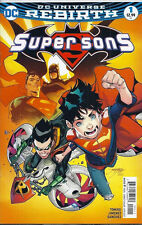 DC UNIVERSE REBIRTH SUPER SONS #1 2 3 4 5 6 7 8 9 10 STANDARD COVERS TEEN TITANS