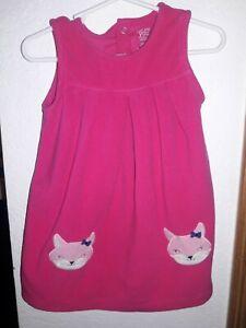 infant girl dress size 18m.