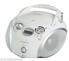 ROBERTS RADIO Zoombox 3  DAB FM RDS Radio and CD PLAYER AUTHORISED STOCKIST