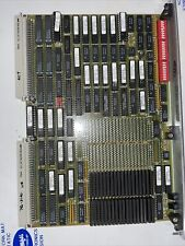 Motorola Mvme224a 1 4mb Dynamic Memory Vme Module 01 W3588b Used