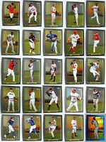 2020 Topps Series 1 Turkey Red Chrome Insert Complete Your Set You U Pick