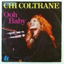 "7"" Single - Chi Coltrane - Ooh Baby / Belle Amie - S2455 - RAR"