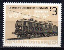 Austria - 1962 125 years railroads Mi. 1126 MNH