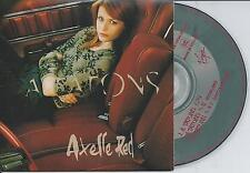 AXELLE RED - A Tâtons CD SINGLE 3TR CARDSLEEVE 1996 HOLLAND PRINT