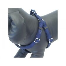 Rosewood Soft Protection Car Travel HARNESS Seat Belt Restraint Small DOG Blue
