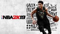 NBA 2K19 Steam Game Key (PC) -  Region free/Worldwide
