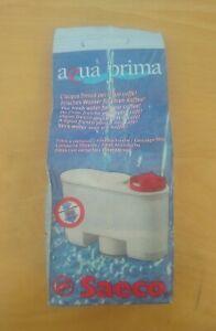 Saeco Aqua Prima Cartridge Filter