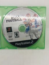 EA sports NCAA College Football 11 Sony Playstation 2 PS2 DISC ONLY-TSTD