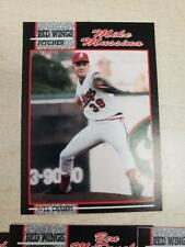 1990 ROCHESTER RED WINGS GOVERNORS CUP SET COMPLETE MIKE MUSSINA RC SCHILLING