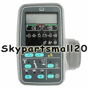 7834-70-6000 7834-70-6001 Monitor For Komatsu PC220-6 PC200-6 PC120-6 1pc