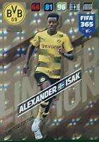 ALEXANDER ISAK ROOKIE PANINI ADRENALYN XL FIFA 365 2018 LIMITED EDITION