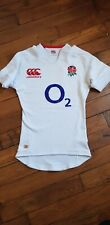 England Rugby Home Jersey 2013 Player Issue Size M Canterbury