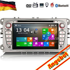 Autoradio DAB+GPS RDS DTV Canbus BT CD SWC FORD MONDEO FOCUS C/S-MAX GALAXY Navi