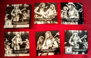 DICKEY BETTS Live At Rockpalast [ ENHANCED 3 CD + 2 DVD EDITION ] 1978 & 2008