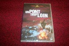DVD UN PONT TROP LOIN film guerre 39-45 NEUF