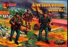 Mars Figures 1/32 SOUTH VIETNAMESE ARMY ARVN Vietnam War Figure Set