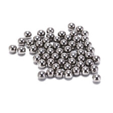 60pcs 5mm Hunting Slingshot Steel Balls High-carbon Steel Shooting And HuntingCS