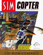 SimCopter Sim Copter PC New