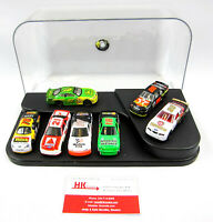 Hot Wheels: Nascar: Pro Collector Series w/ Protective Case - 7 Cars | USED