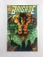 Brigade Issue 5 November Comic Book Image Comics