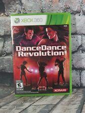 Dance Dance Revolution (Microsoft Xbox 360, 2011)