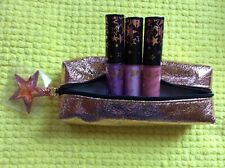MAC Lip Gloss Trio Set Brand New